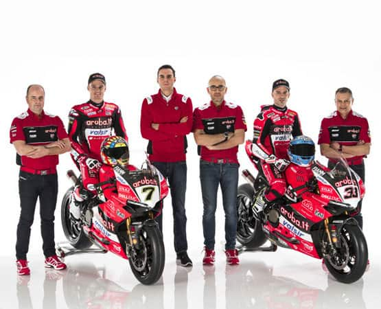 wd40 ducati team
