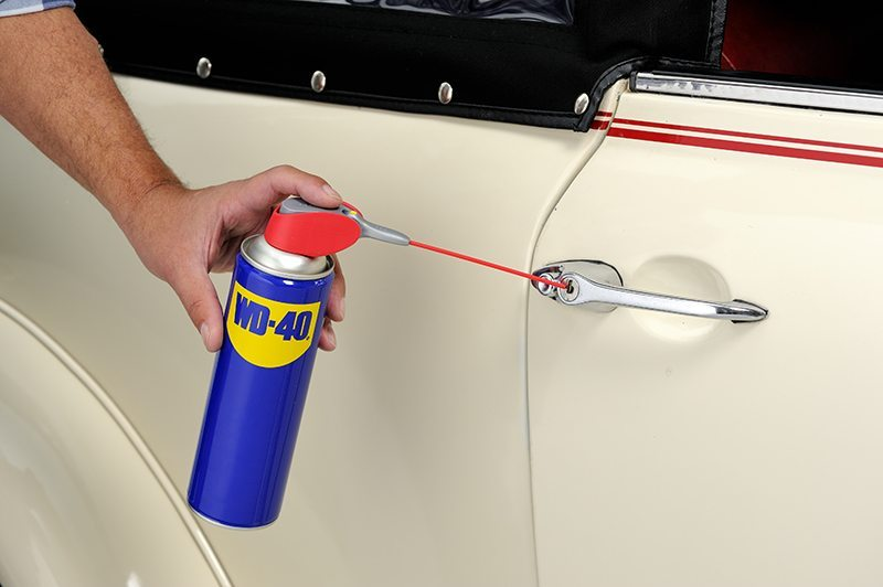 proteger las cerraduras del coche