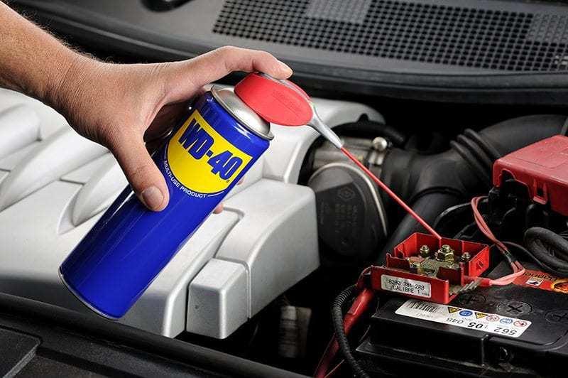Mantenimiento del coche: Cambiar la batería del coche