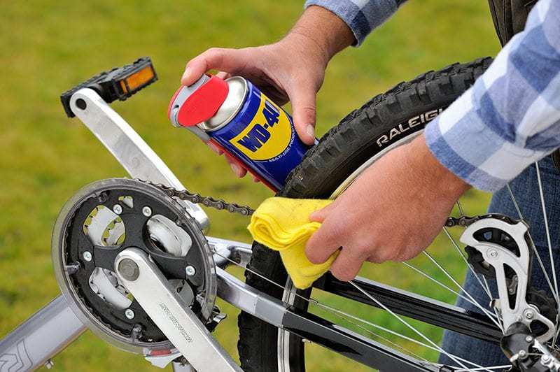 wd-40 mup cycle gears