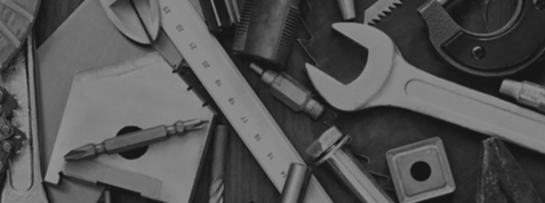 restaurar herramientas antiguas