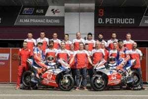 WD-40 y Alma Pramac Racing van de la mano en MotoGP