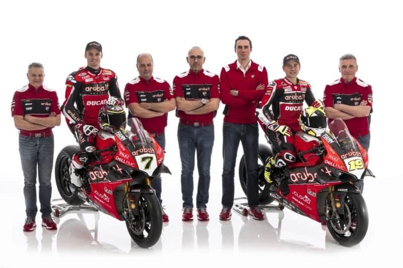 mundial de superbikes 2019