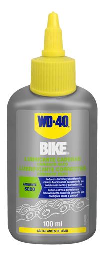 Lubricante cadenas ambiente seco WD-40 BIKE