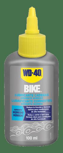 Lubricante cadenas ambiente húmedo WD-40 BIKE