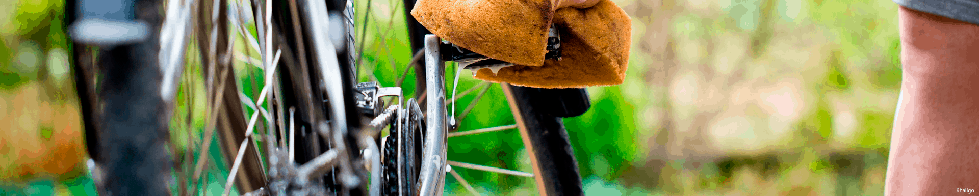 Lavar bicicleta WD-40 BIKE