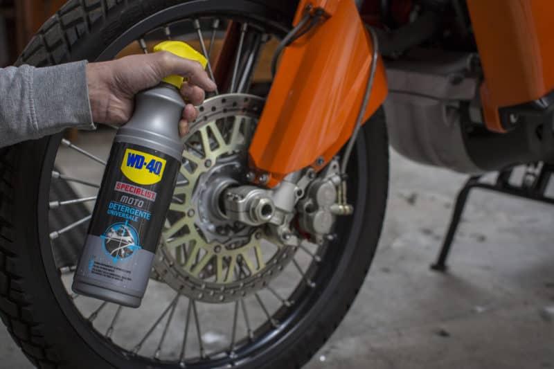 mantenimiento moto limpiar moto