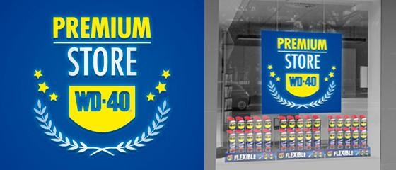 WD-40 Premium Stores