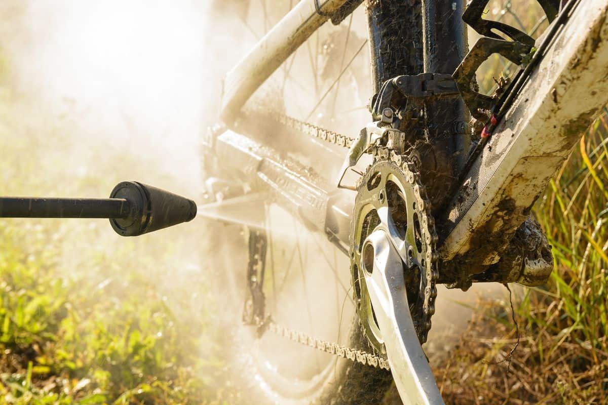 como limpiar la bicicleta