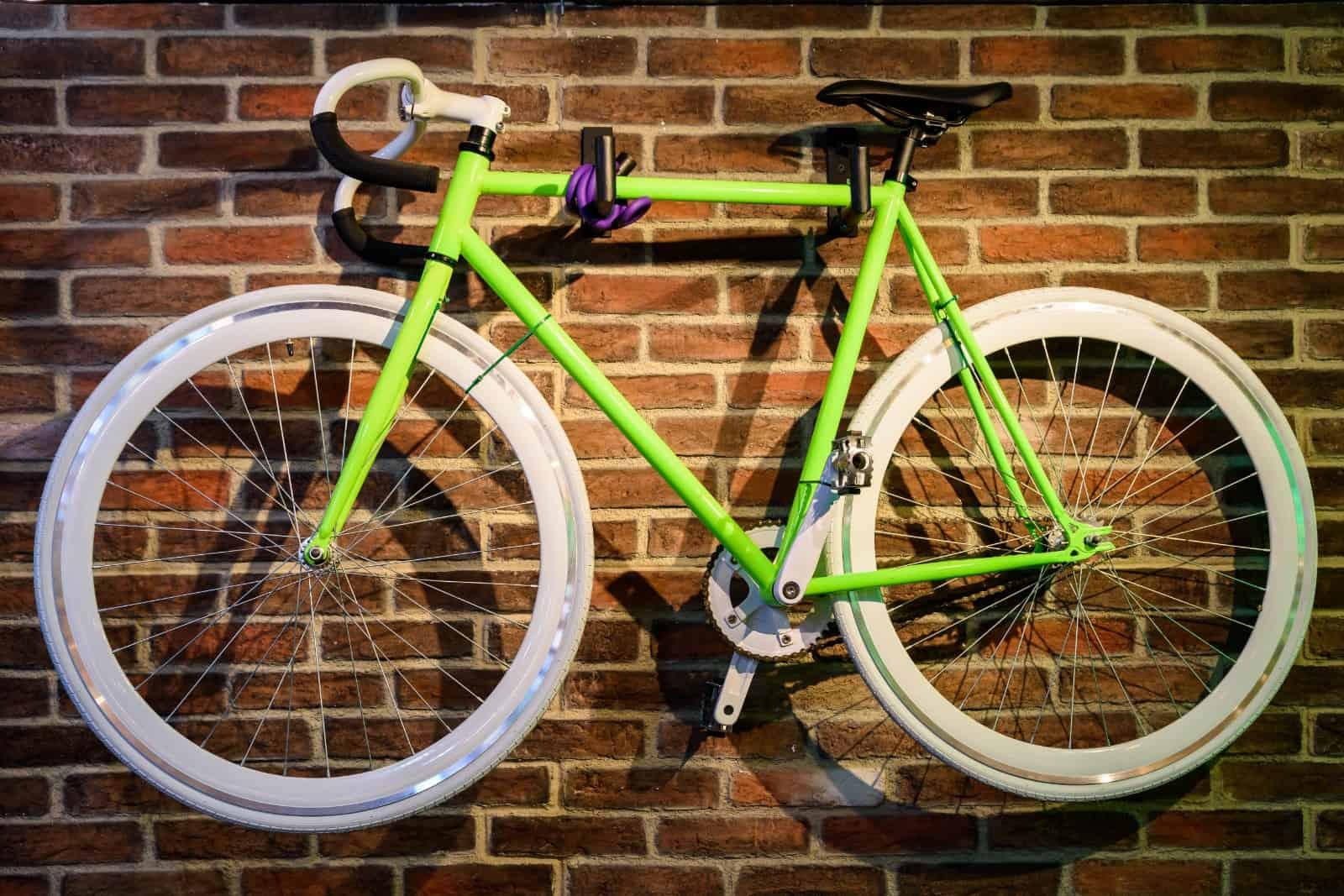 colocar la bici