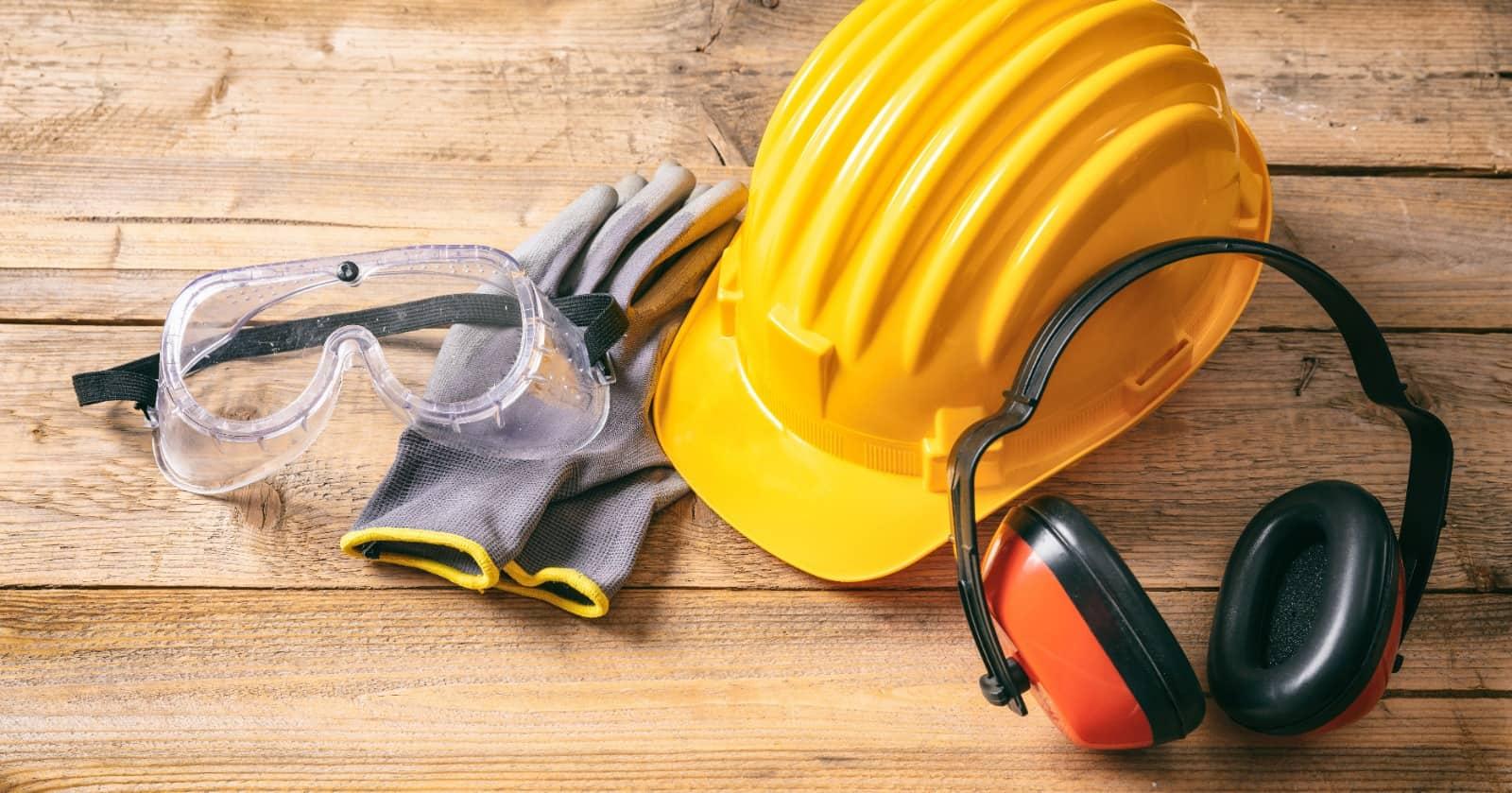 protección de trabajo