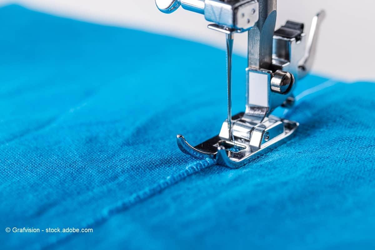 limpieza de la máquina de coser