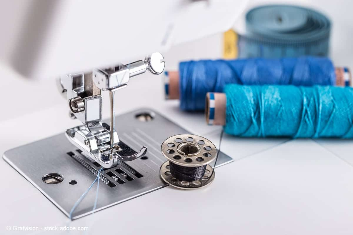 limpiar máquina de coser