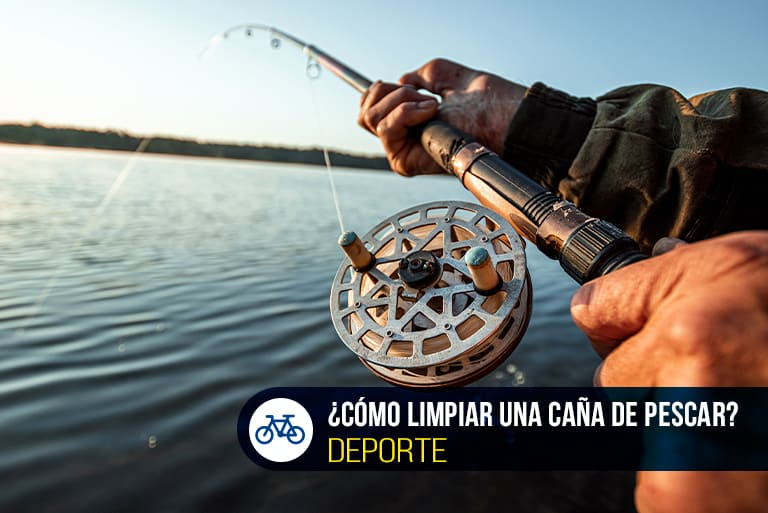 portada limpieza caña de pescar
