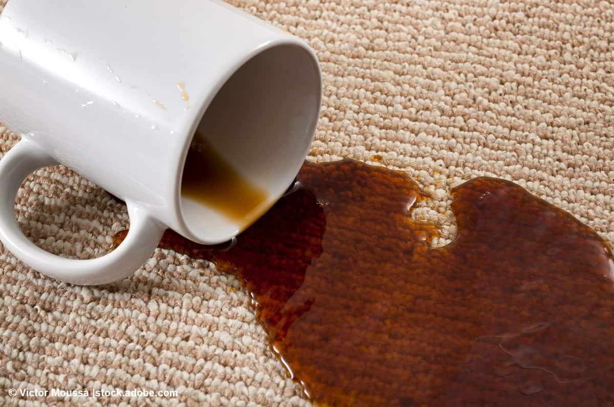 eliminar mancha alfombra