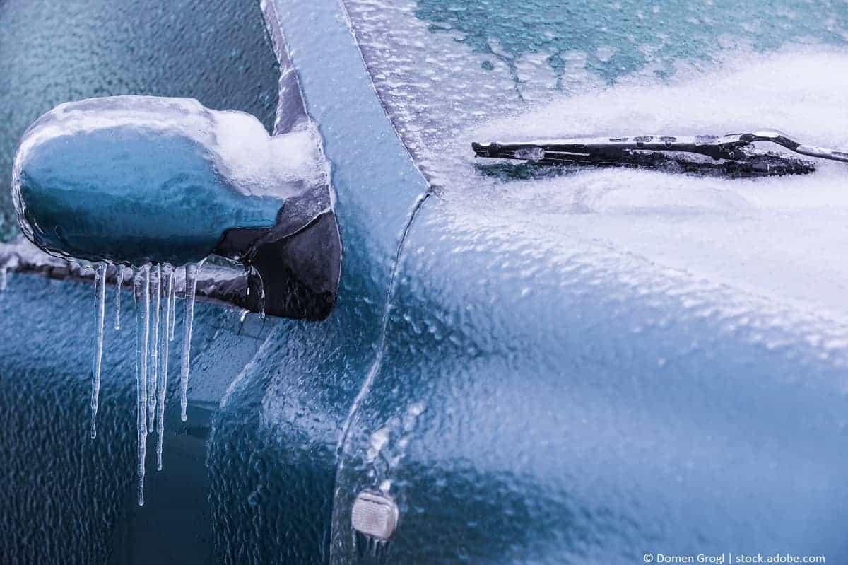 descongelar la cerradura