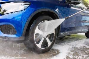 Consejos para limpiar el coche en invierno