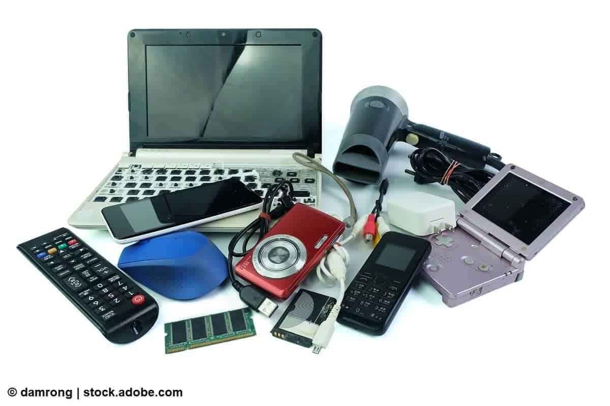 limpiar contactos dispositivos eléctricos