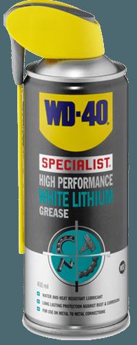 WD40-Tehokas valkoinen litiumrasva