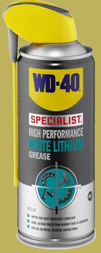wd40 tehokas valkoinen litiumrasva