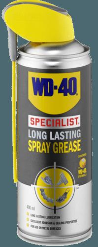 wd40 pitkakestoinen spray grease