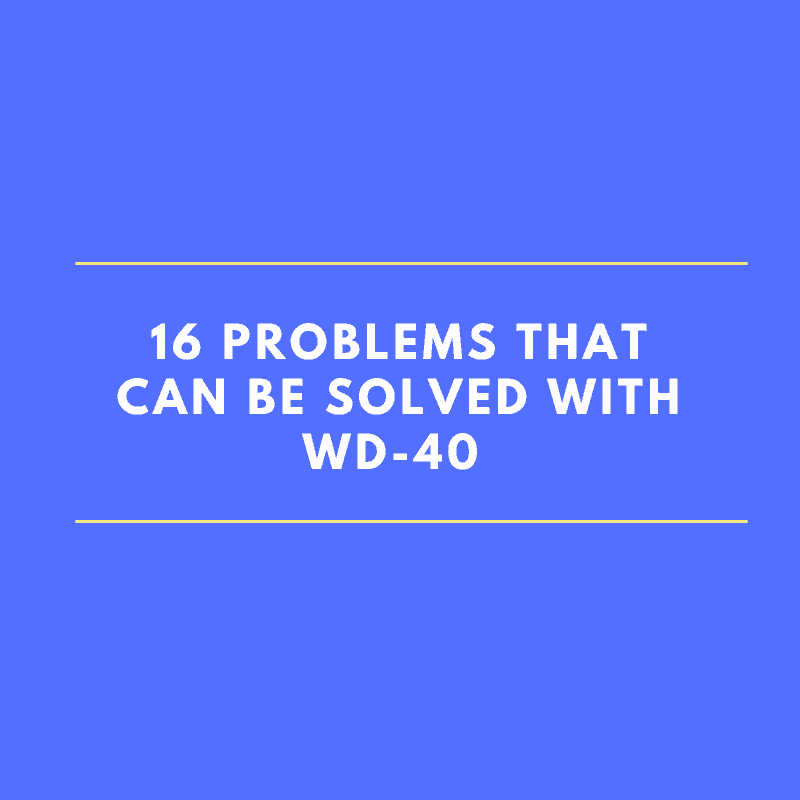 what is wd 40