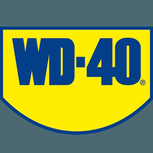 Afbeeldingsresultaat voor wd 40 logo