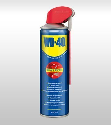 WD40 Multi-use Product 450ml Smart Straw