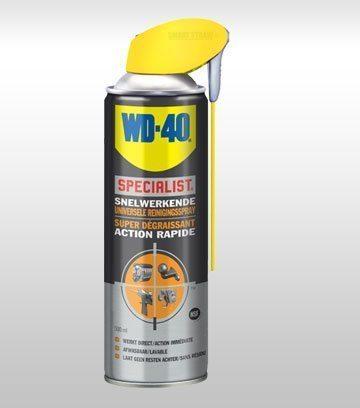 WD-40 Specialist Snelwerkende Universele reinigingsspray