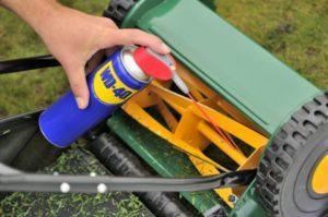 WD-40 tuingereedschap grasmaaier
