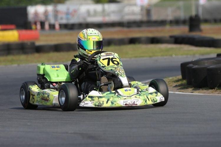 NK-4T-Karting-Racer