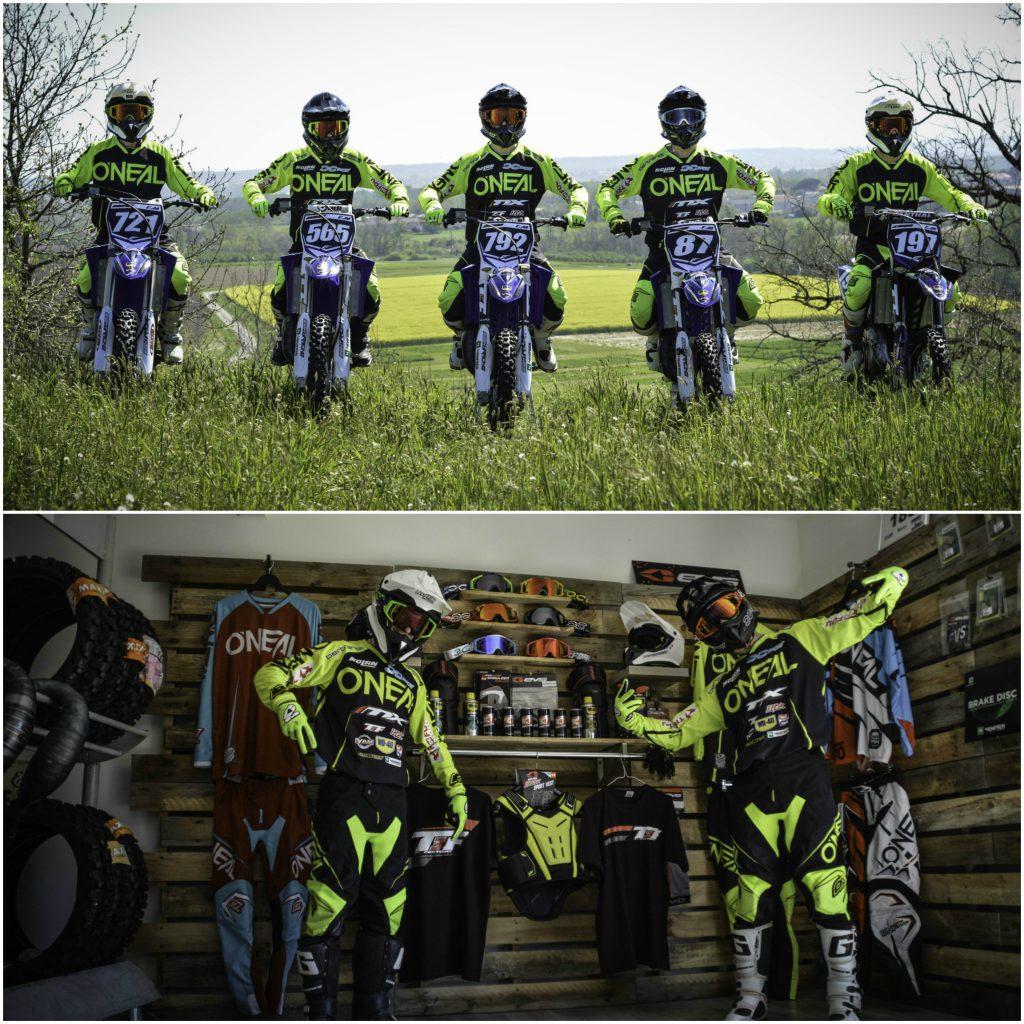 quipes moto sponsoris es par wd 40 france pour la saison 2017. Black Bedroom Furniture Sets. Home Design Ideas