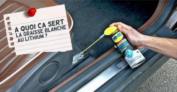 Graisse Blanche au Lithium : A quoi ca sert ?