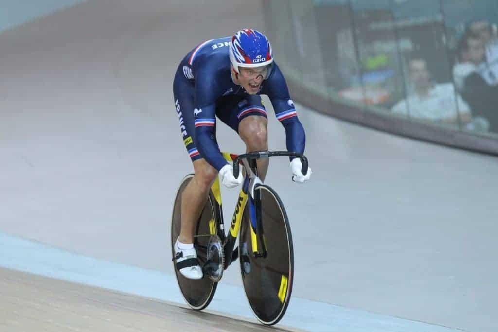 Focus vélo : Michael D'Almeida, cycliste professionnel