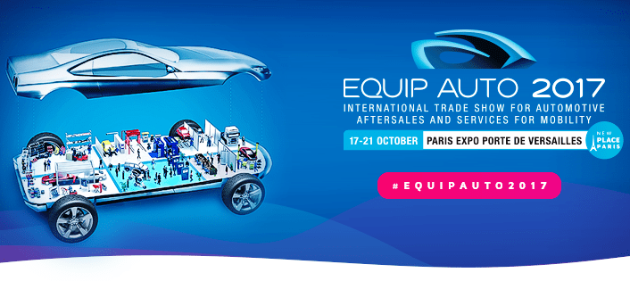 Salon EQUIP AUTO 2017, automobile, auto, EQUIPAUTO, #EQUIPAUTO2017, Paris Porte de Versailles