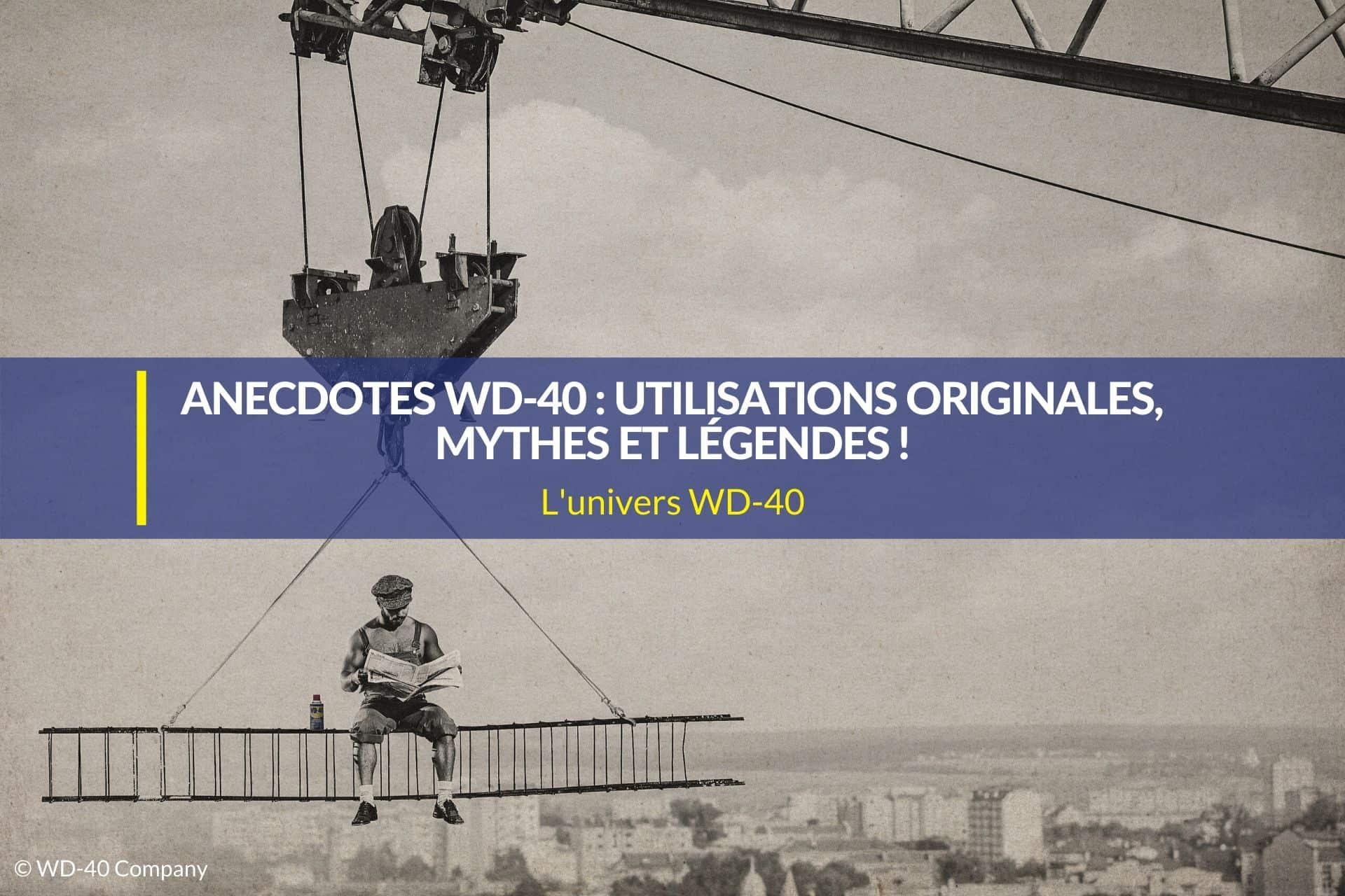 anecdotes wd 40