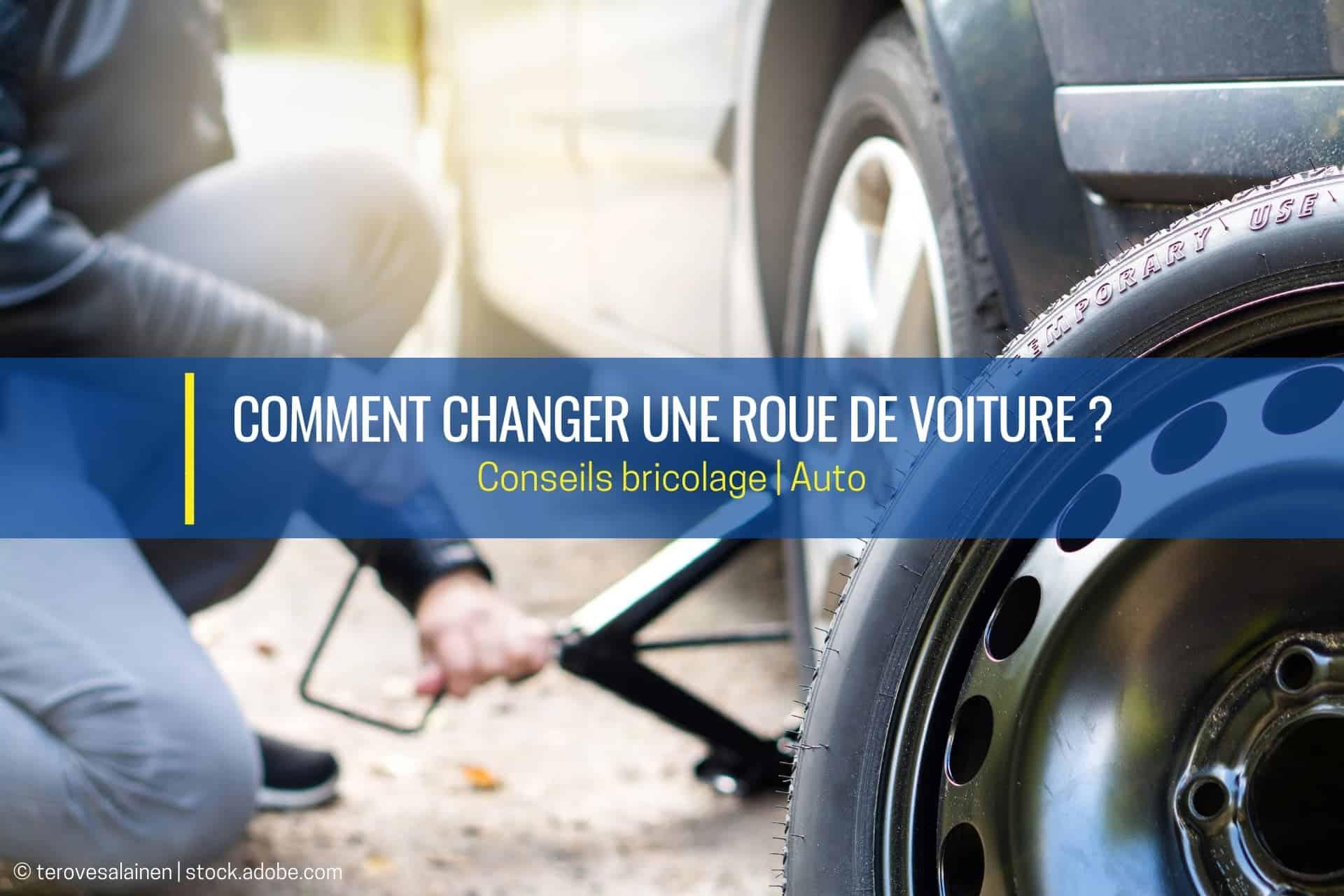 comment changer une roue