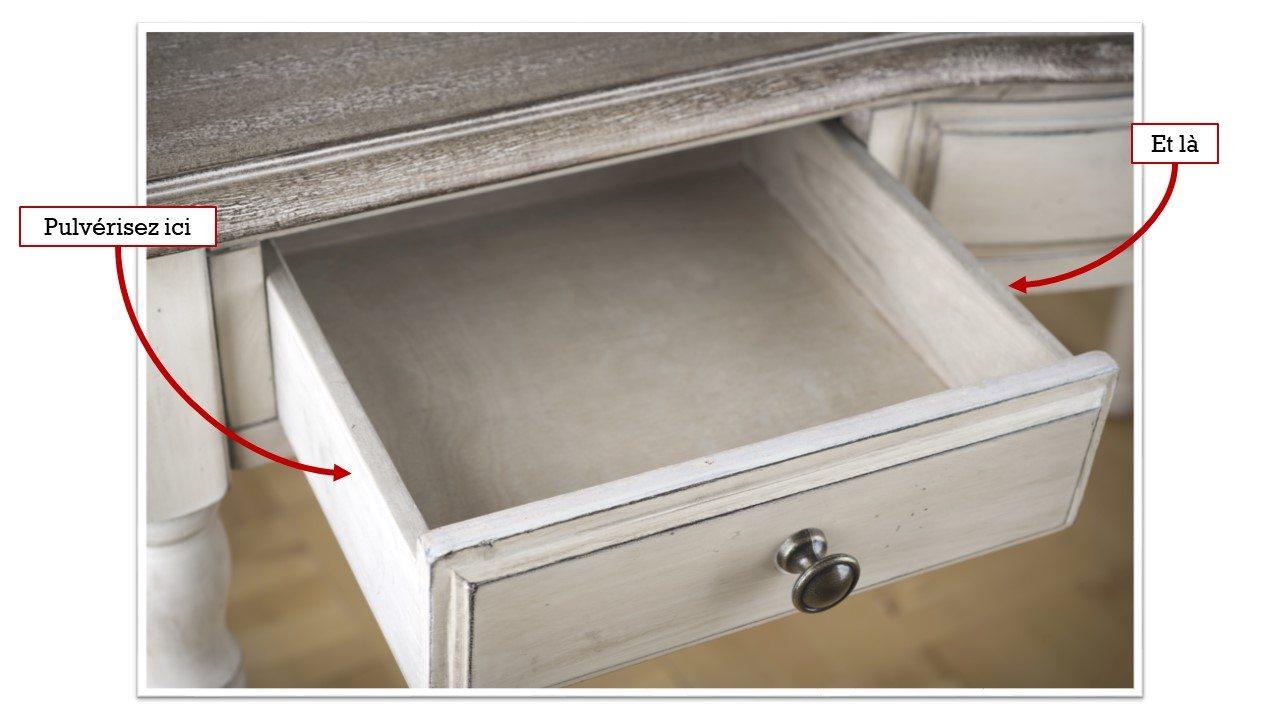Comment débloquer un tiroir ?
