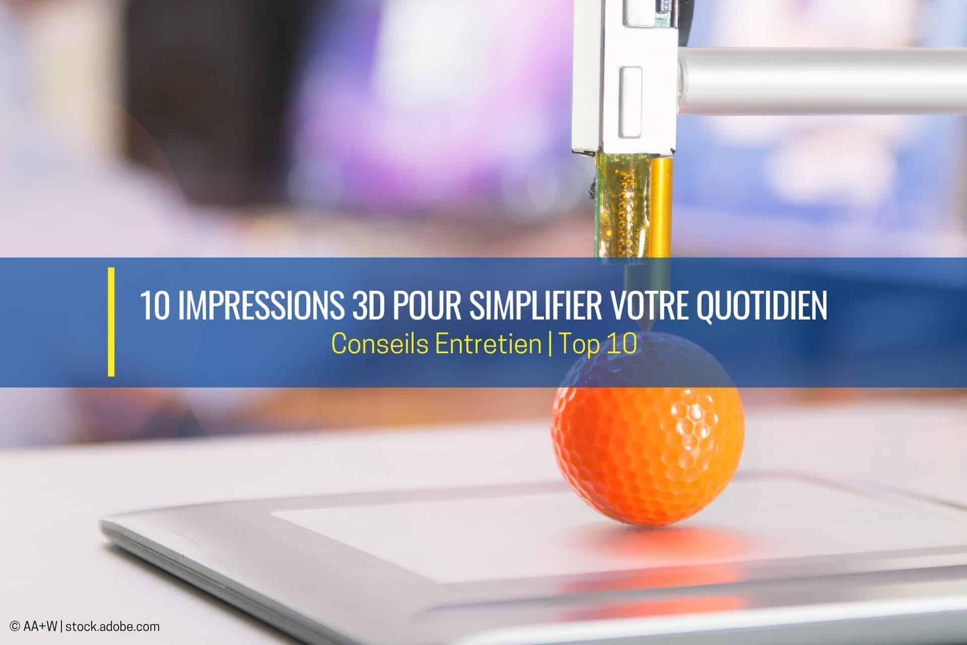 10 impressions 3d