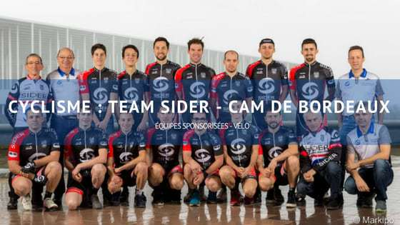 team sider cam de bordeaux