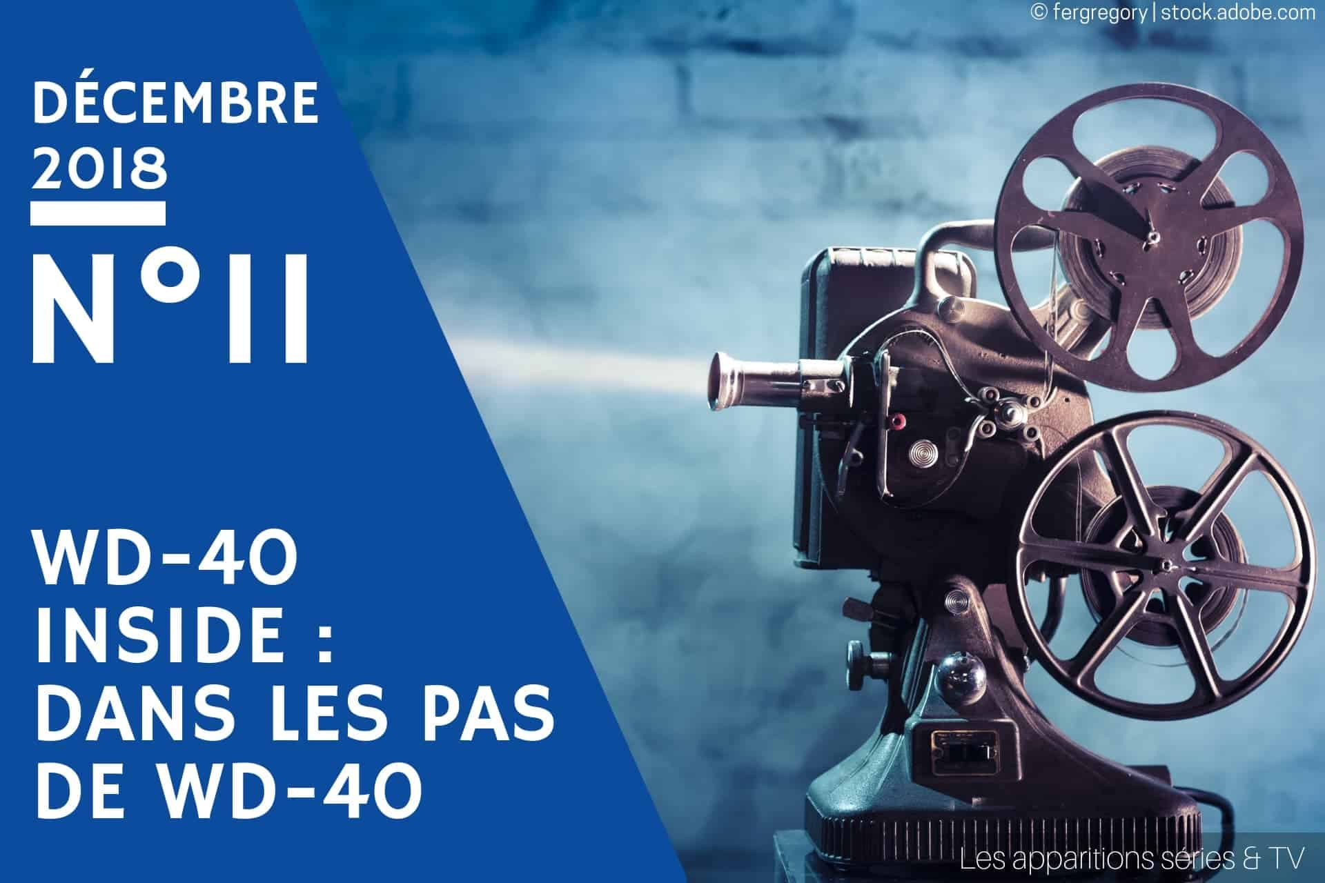wd40 inside apparitions séries et tv juin