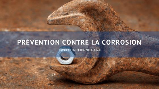 prévention contre la corrosion