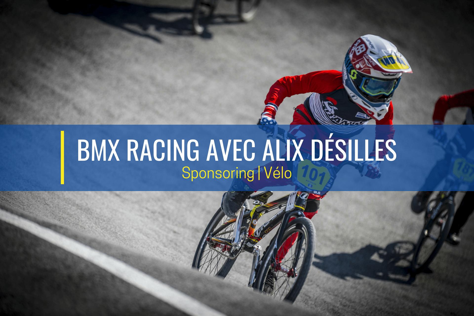 bmx racing alix désilles
