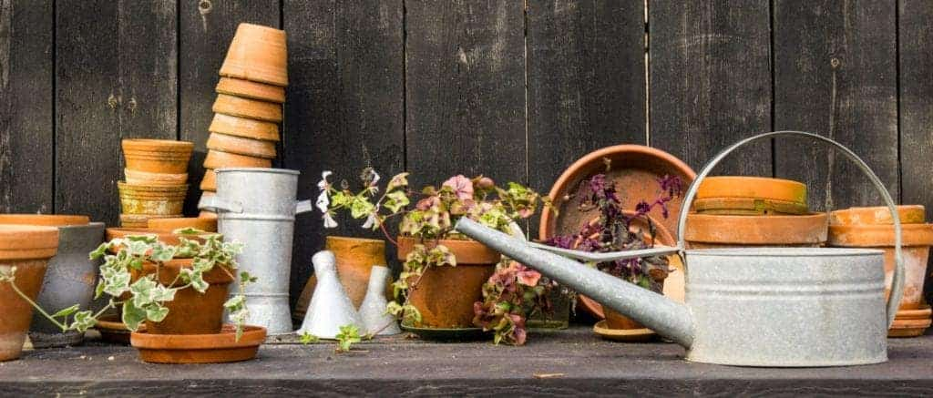 Hiver 2018 : l'hivernage des outils de jardin avec WD-40