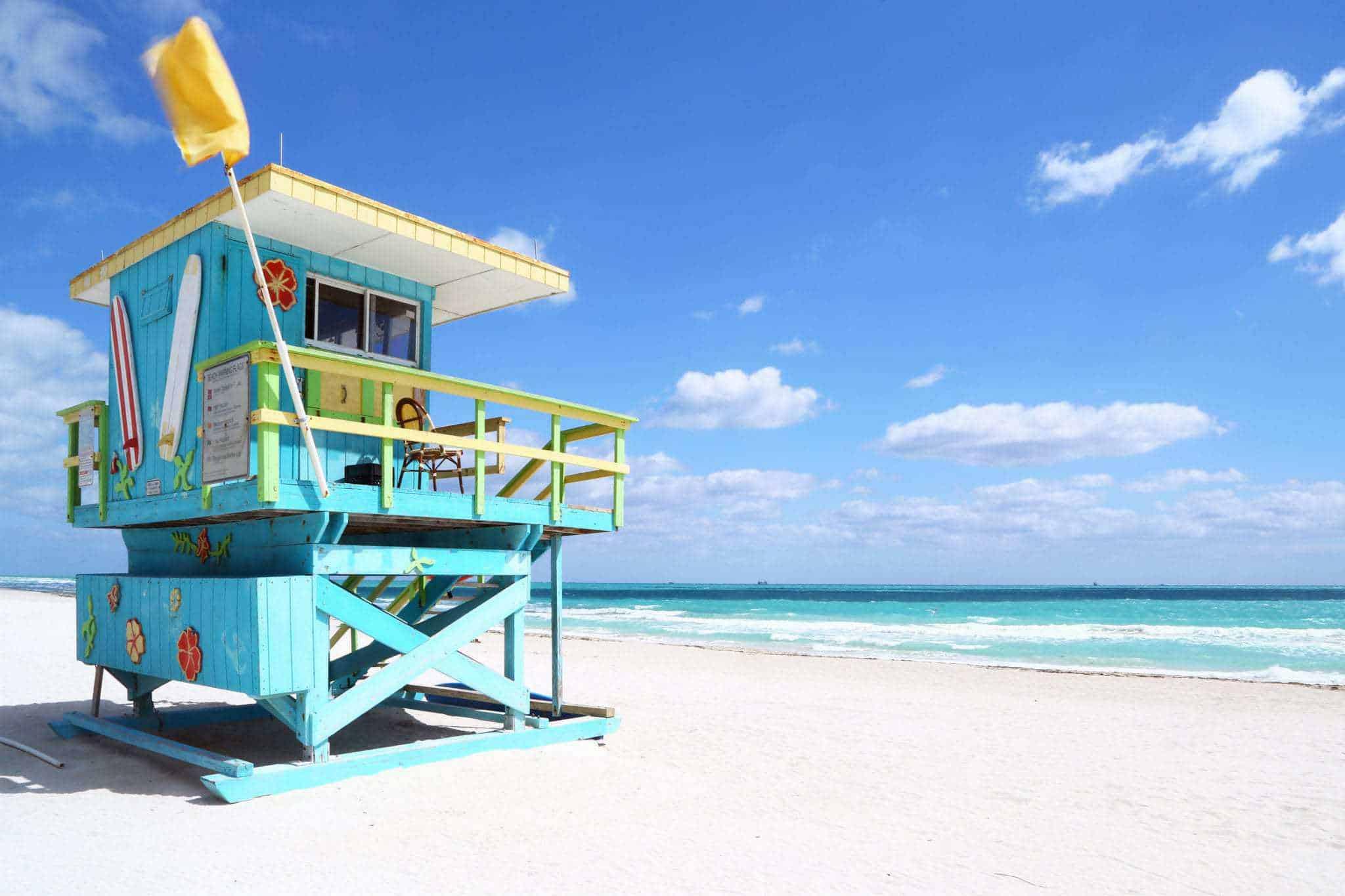Paysage de Floride