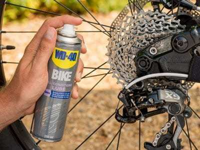 all conditions bike lube usage shot1