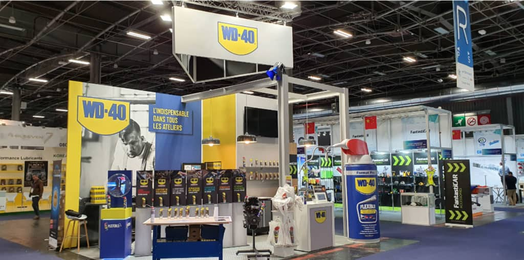 stand wd 40 equip auto 2019
