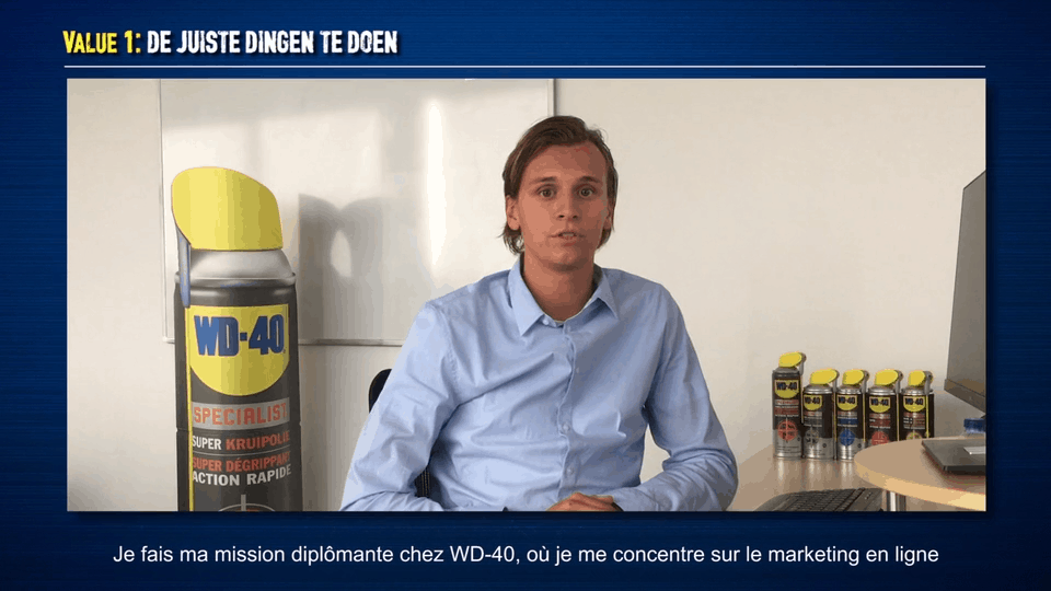 WD-40 BENELUX HR