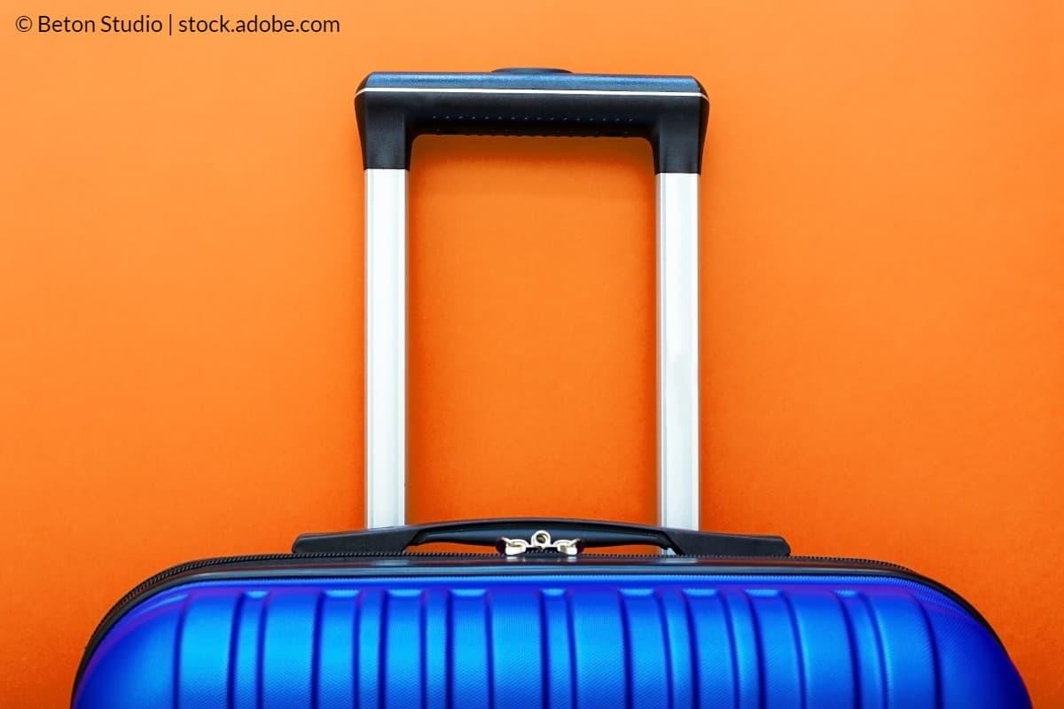 poignée valise