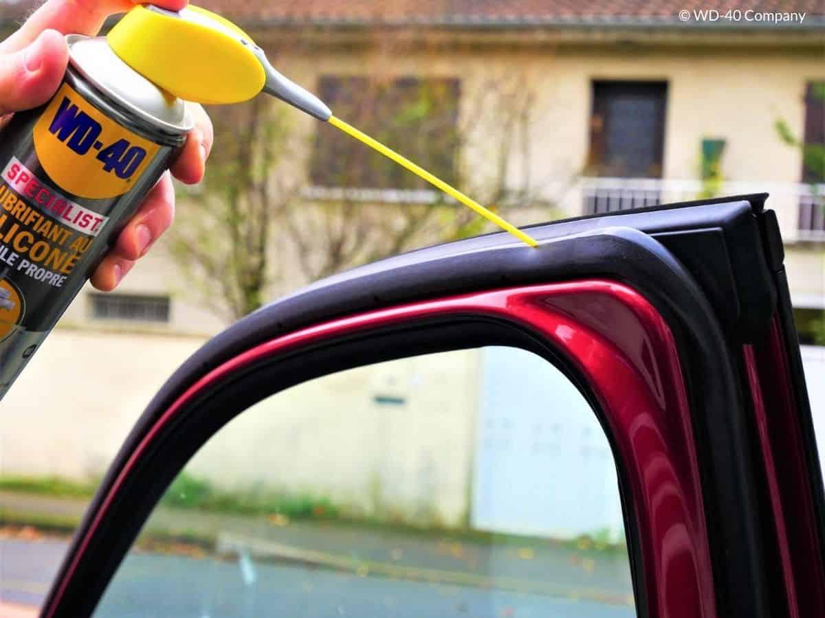 protéger joints voiture